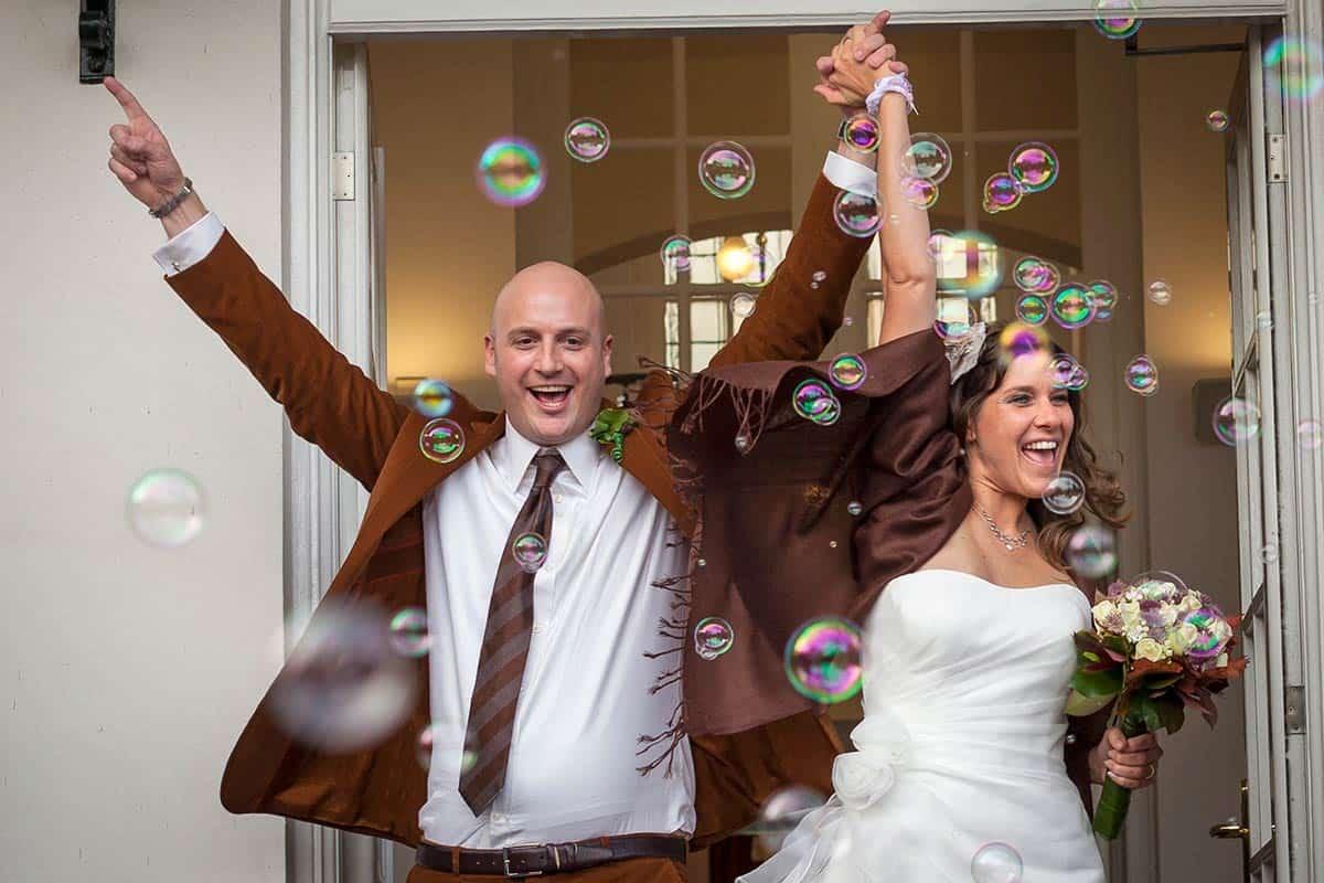 Prijs trouwreportage / Kosten bruidsreportage, trouwfoto's, bruidsfotograaf