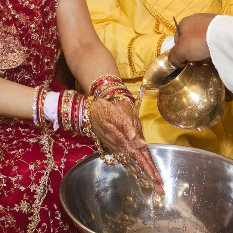 Vivaah, Hindoestaanse bruiloft, Trouwen, trouwreportage, Vivah Sanskar