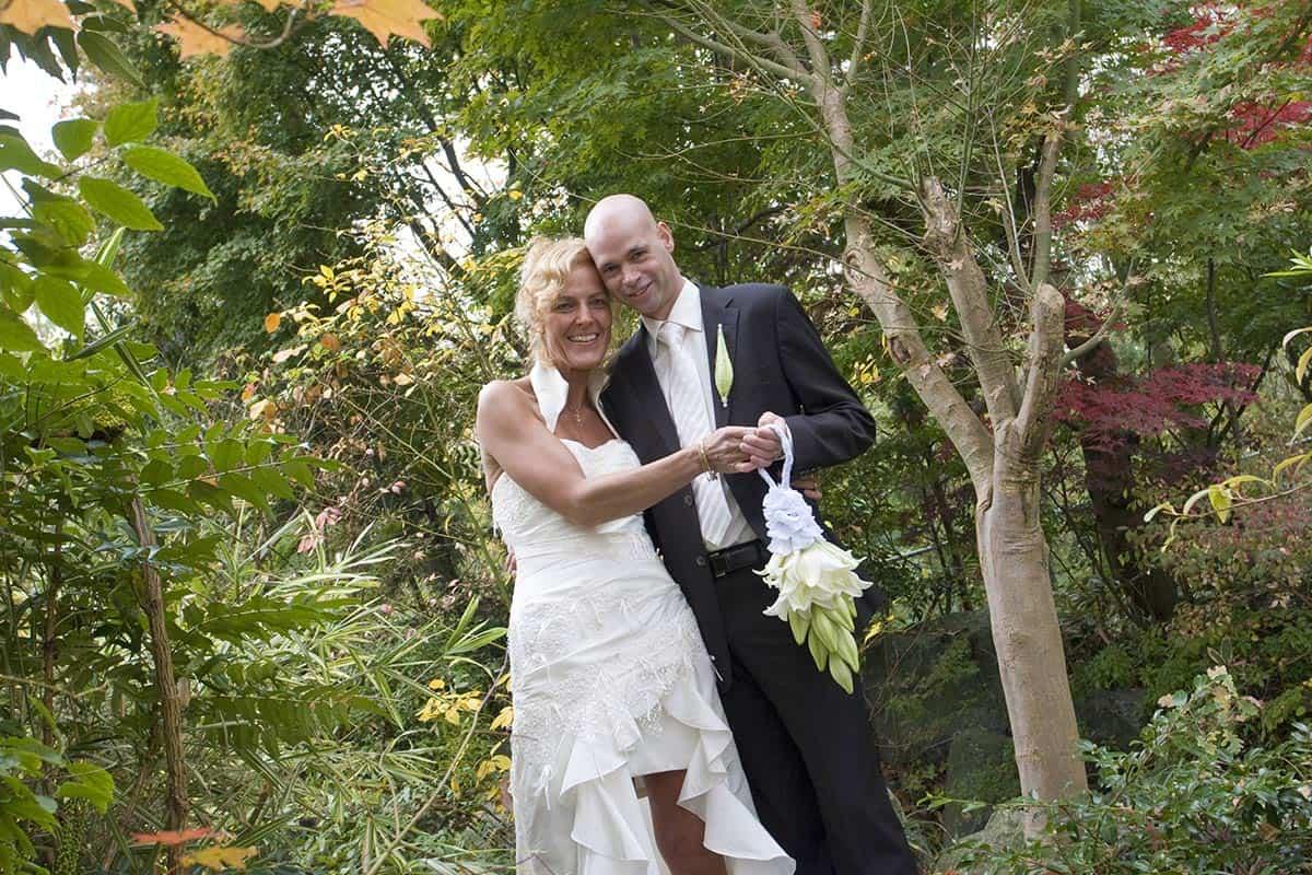 Speciaal Bruidsboeket / Trouwdag, trouwen, bruiloft