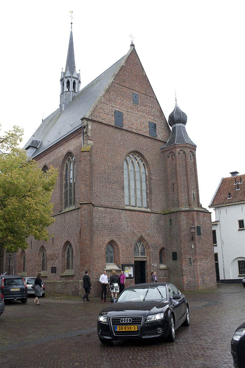 trouwen Harderwijk Catherinakapel trouwlocatie trouwreportage