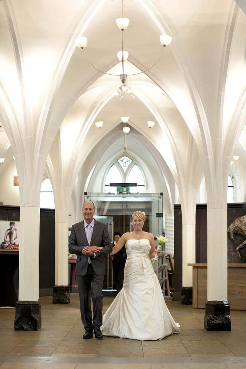 trouwen Harderwijk Catharinakapel trouwlocatie trouwreportage
