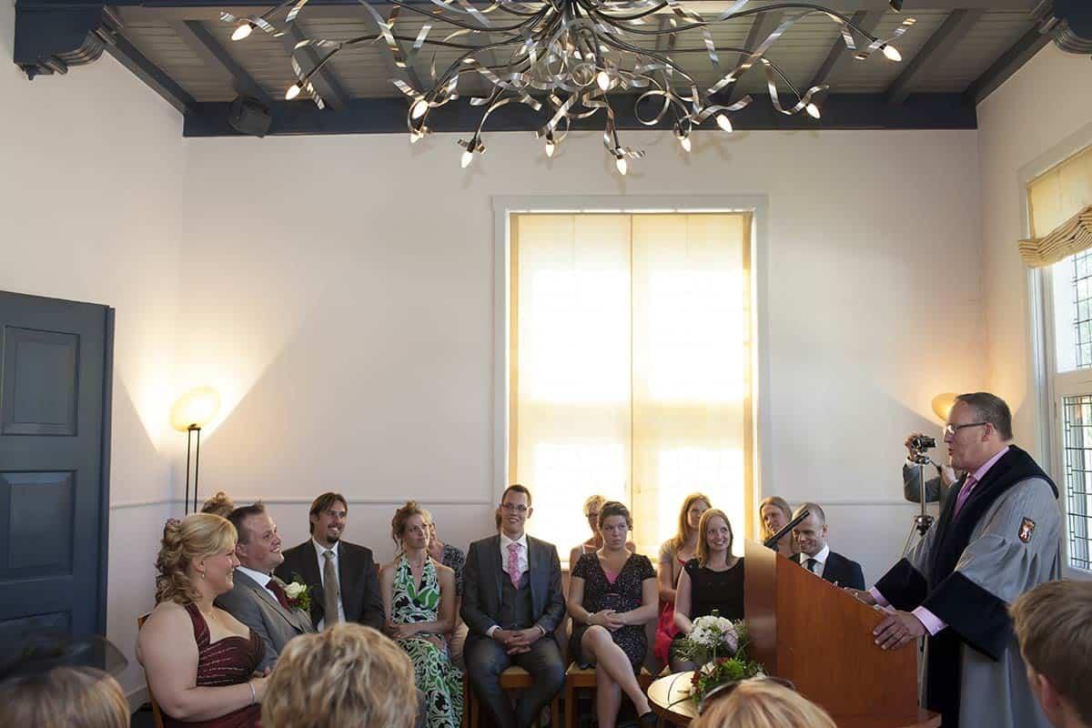 trouwen gemeentehuis Oostvoorne Westvoorne trouwlocatie bruiloft
