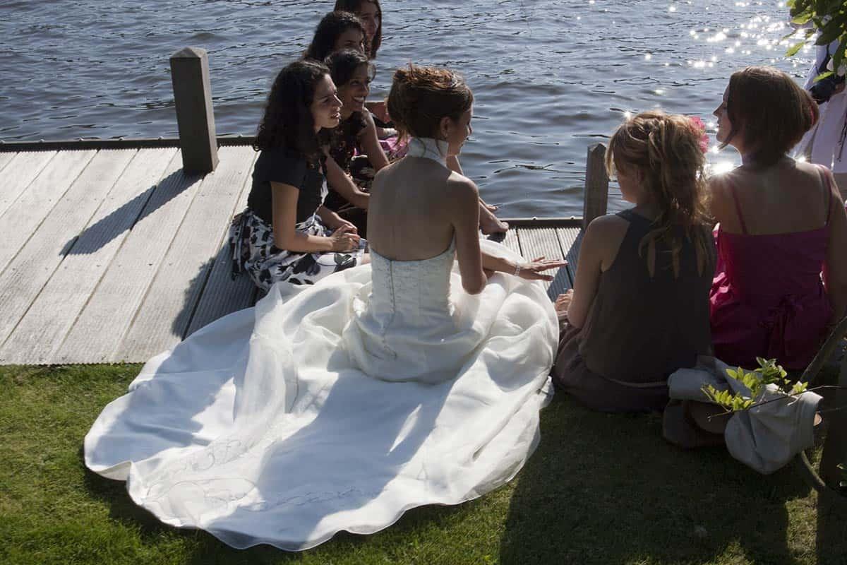 bruidsfotograaf trouwfoto's Engelbertha Hoeve Leiden bruidsfotografie