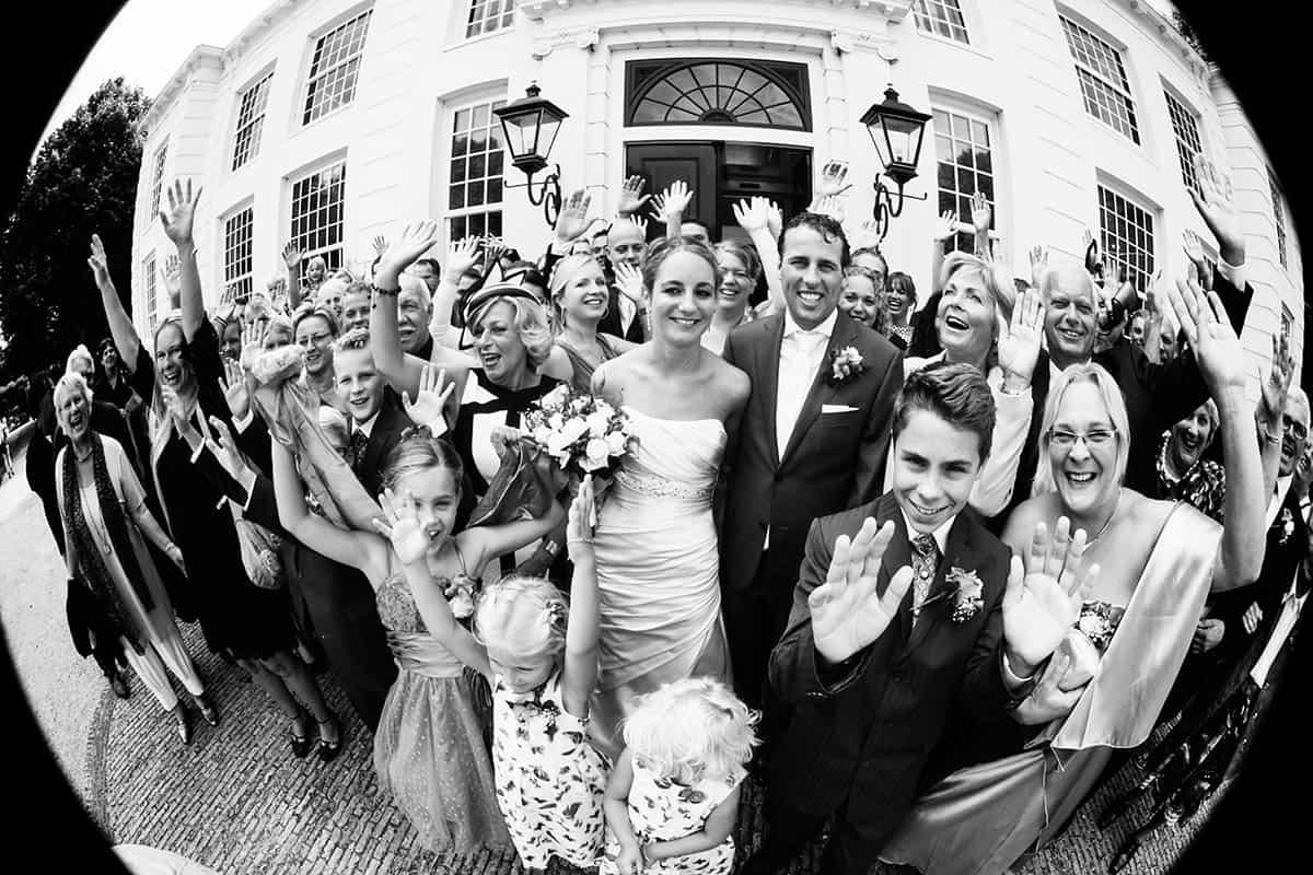 trouwlocatie toplocatie trouwen Landgoed Beeckestijn Velsen-Zuid bruidsfotograaf trouwfoto