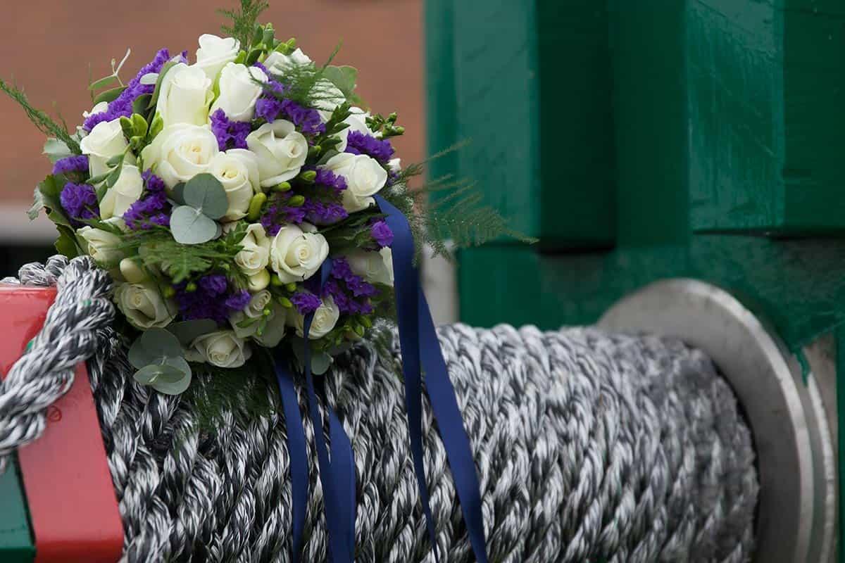 bruidsboeket trouwdag bruidsfotografie