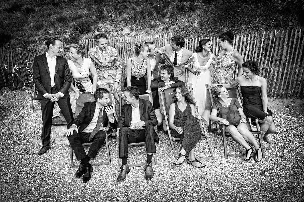 fotograaf bruiloft Zandvoort