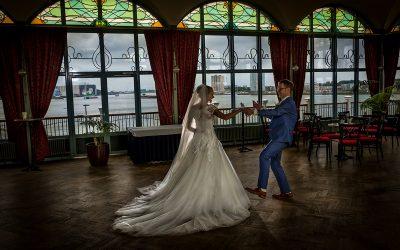 Bruidsfoto's Zalmhuis Rotterdam
