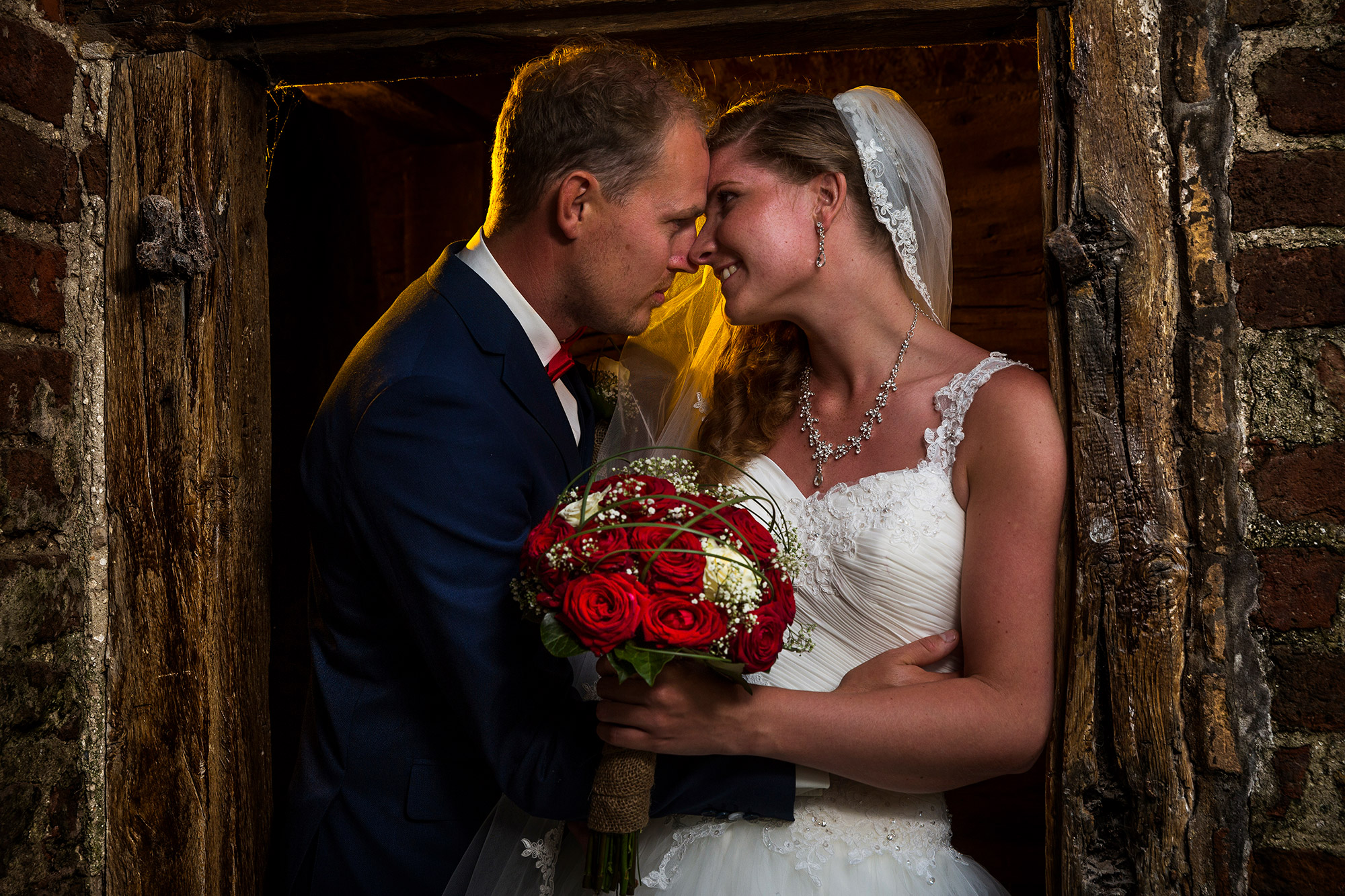 top bruidsfotografie