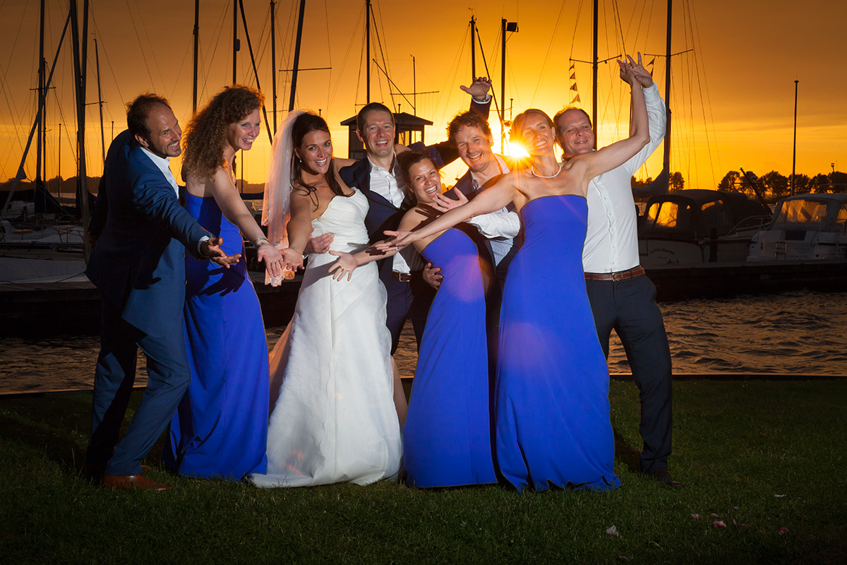 familiefoto's mooie trouwfoto's