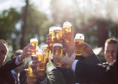bruidsfotografie receptie bruiloft fotograaf