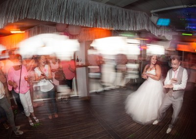 fotografie feest 's avonds bruiloft