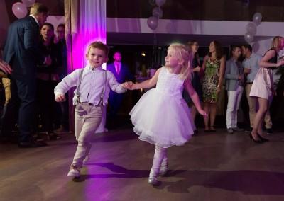 bruidsfotografie feestavond trouwfoto bruiloft