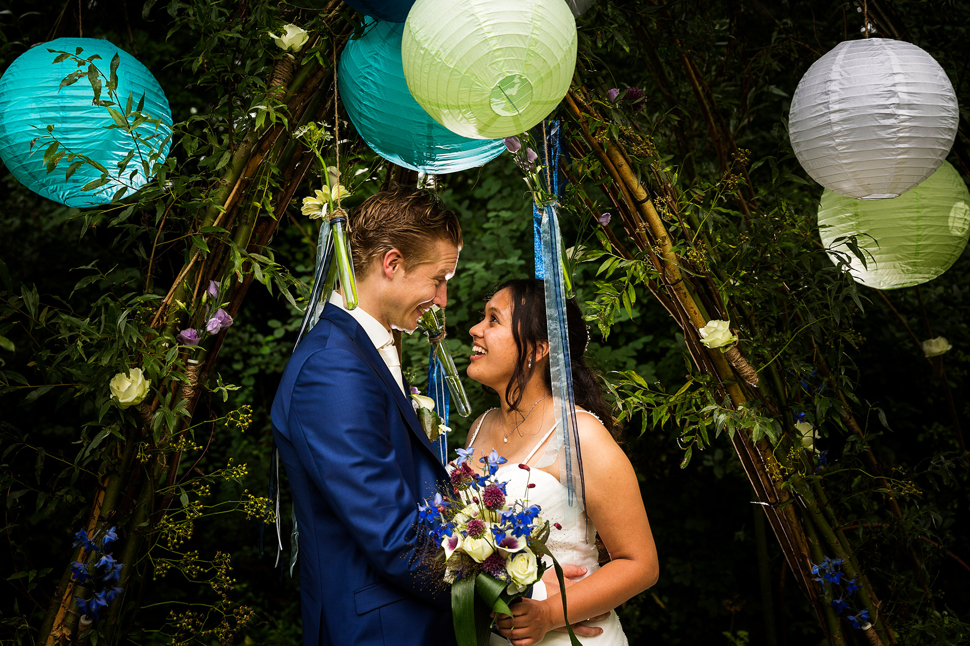 mooie trouwfoto's top bruidsfotografie