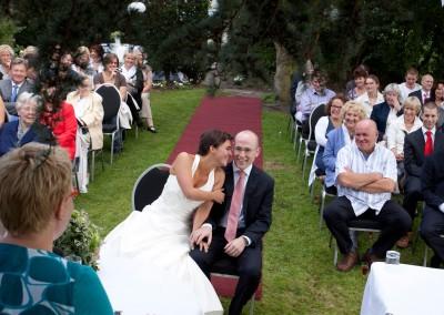 ceremonie mooie trouwfoto bruidsfotograaf