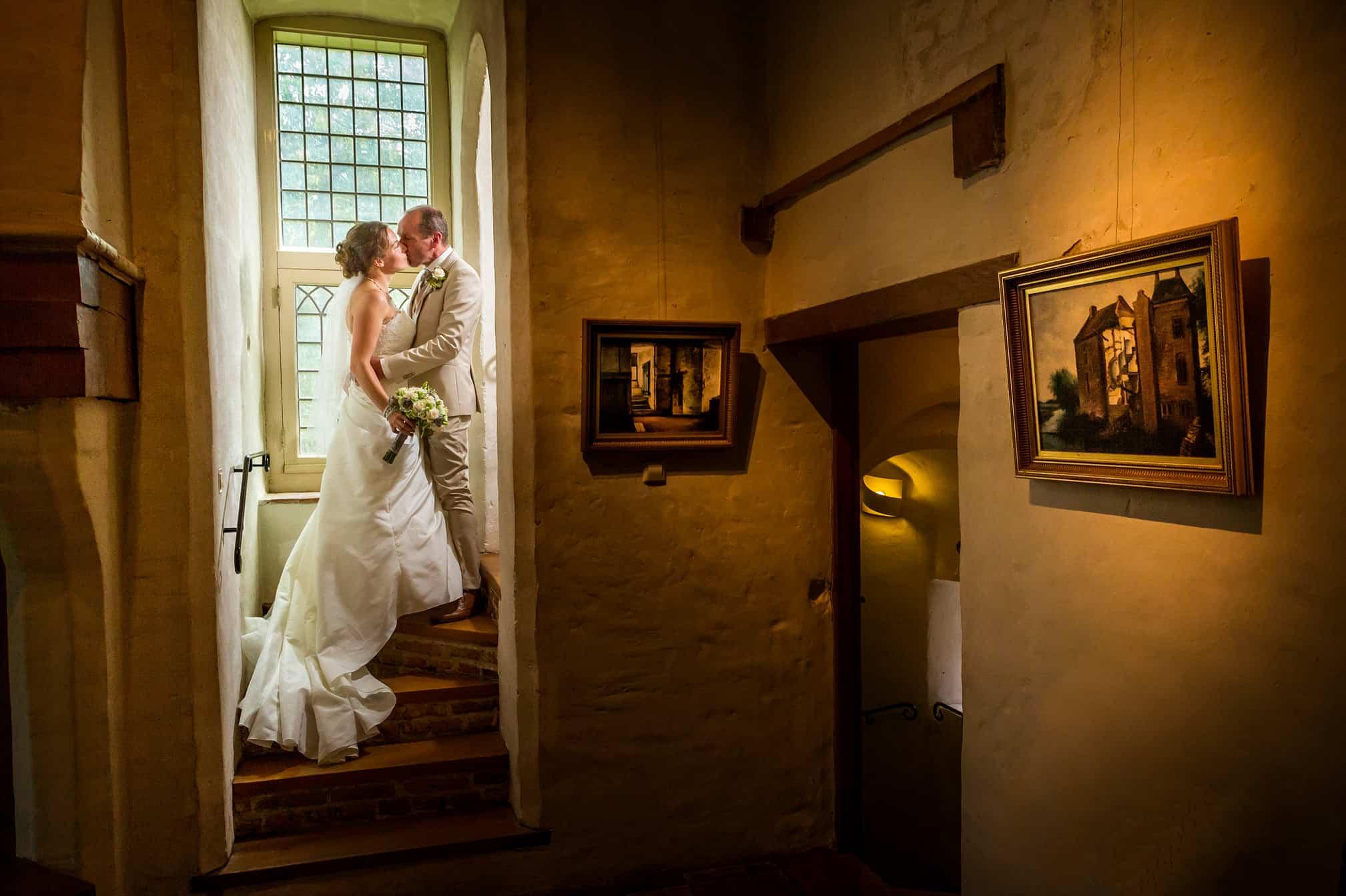 bruidsfoto Oude Slot Heemstede