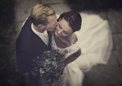 korte fotoshoot trouwdag