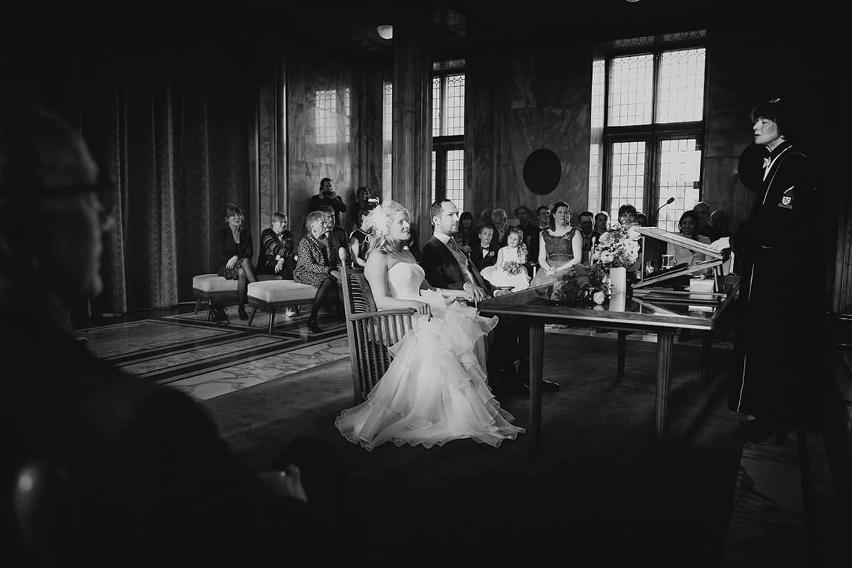 Fotograaf huwelijk Leiden