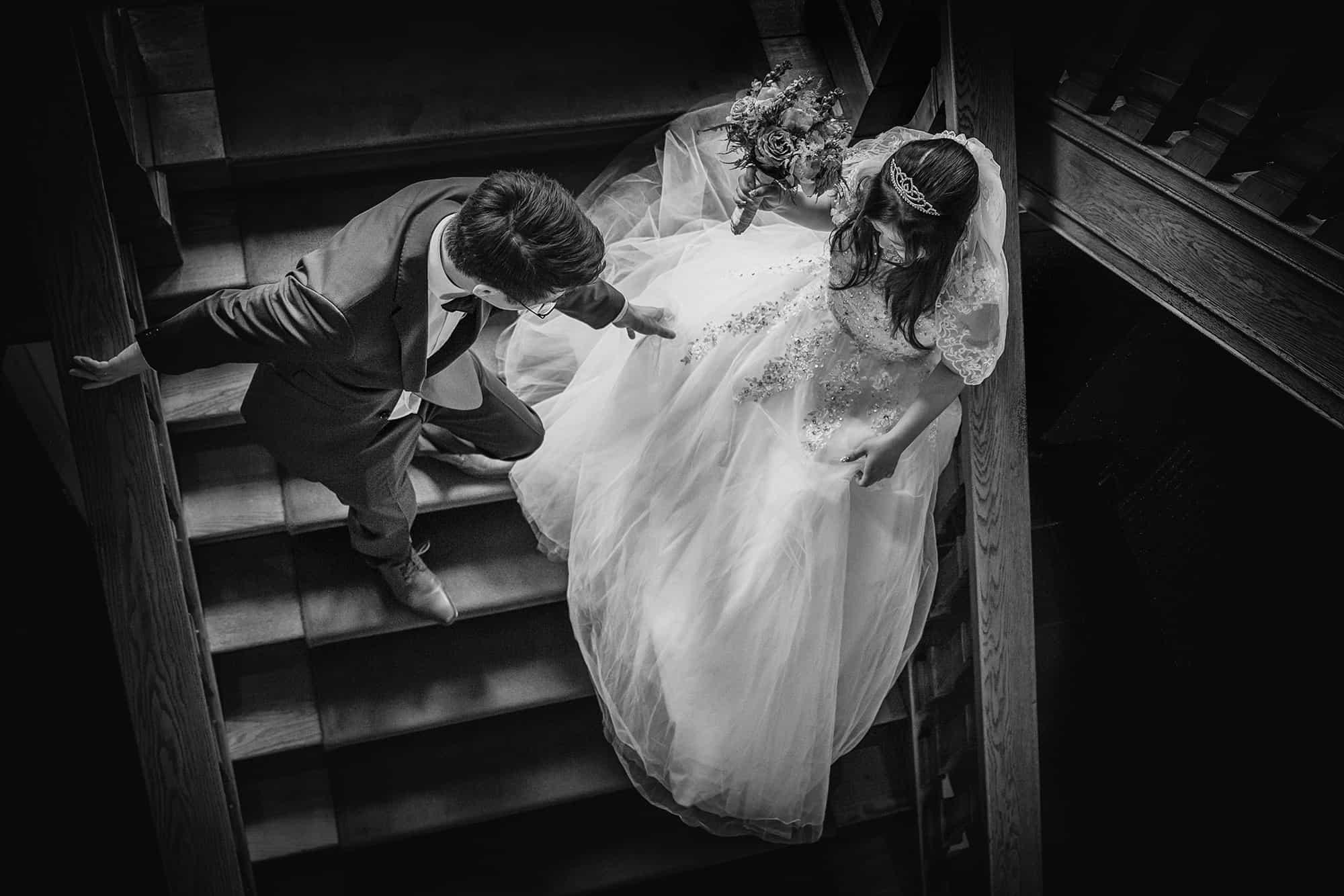 trouwen Raadhuis Heemstede fotograaf