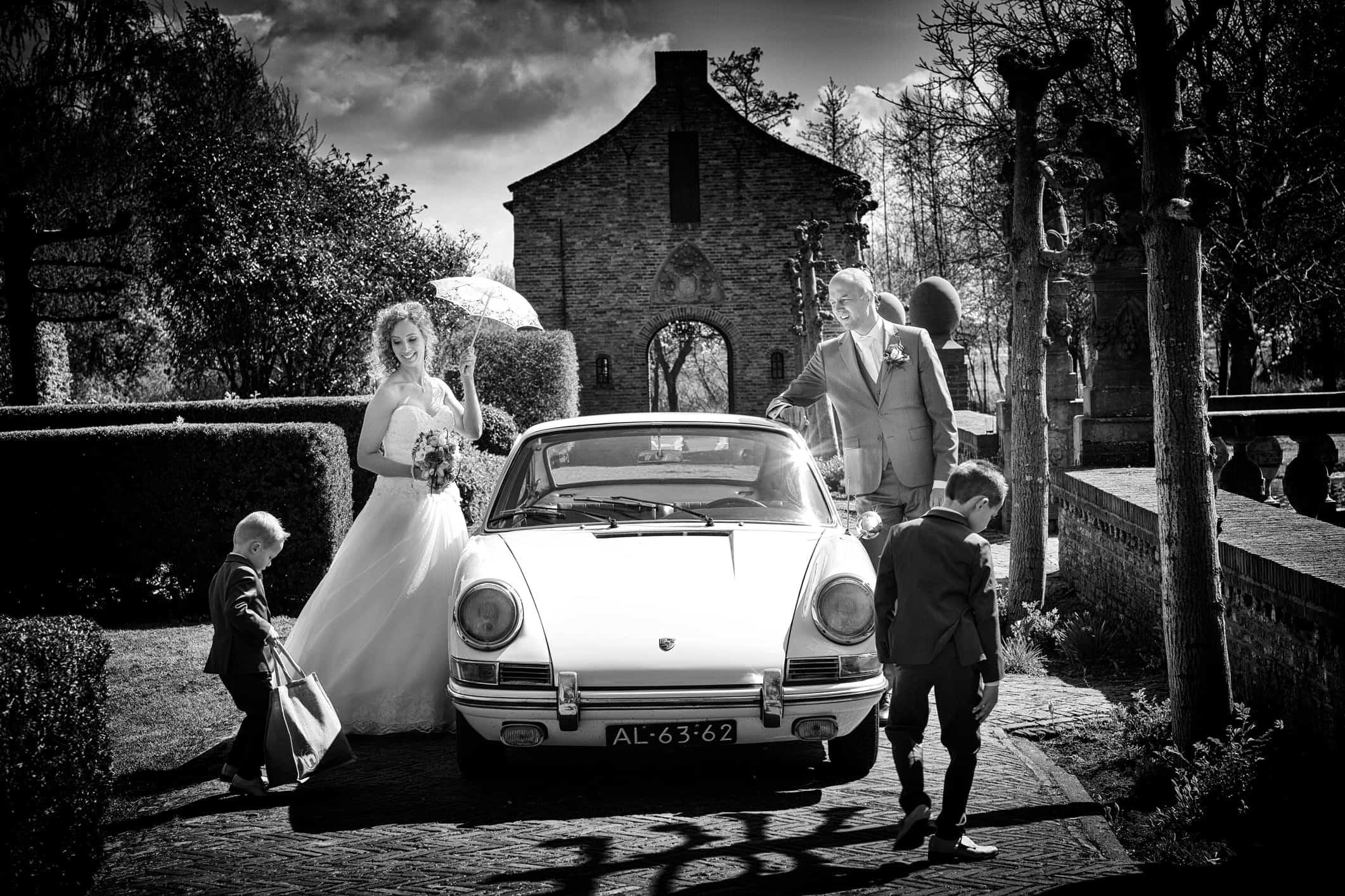 trouwfoto Heemstede huwelijk