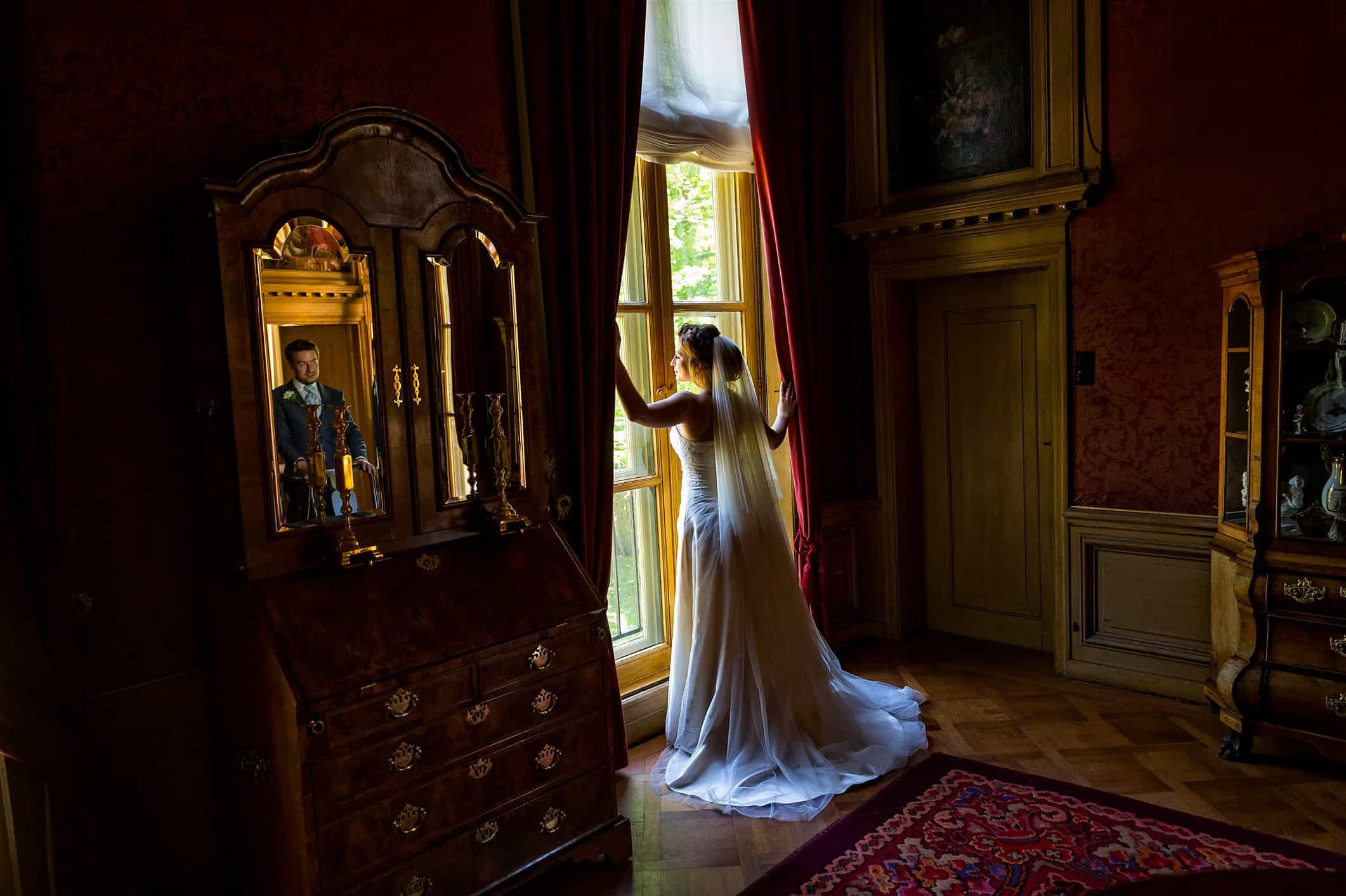 bruidsfotografie Kasteel Keukenhof Lisse