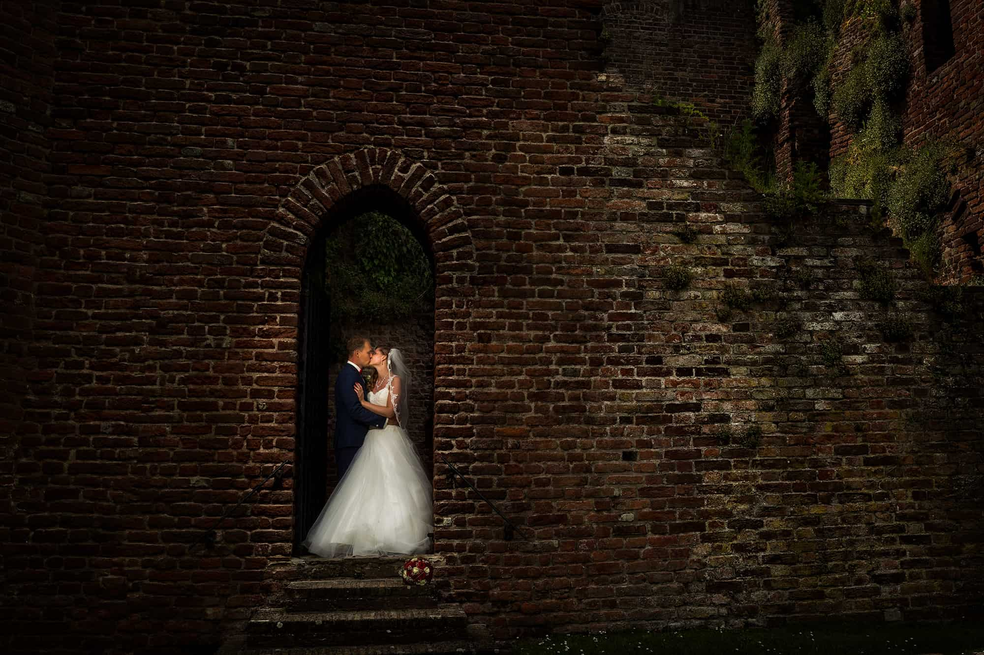 top bruidsfoto
