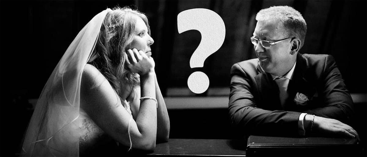 vragen antwoorden trouwen bruidsfotografie fotograaf trouwreportages Hoofddorp