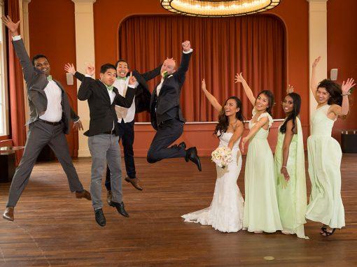 Huwelijksceremonie Artis
