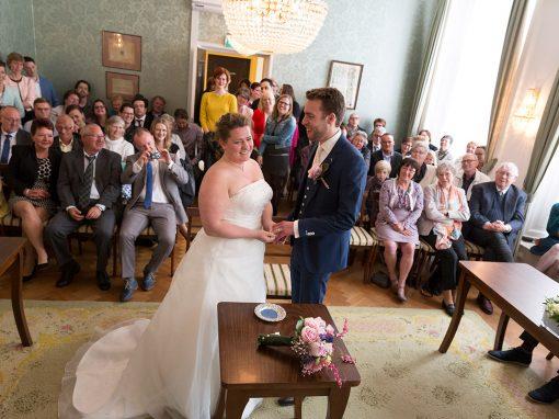 Huwelijk Gemeentehuis Hillegom